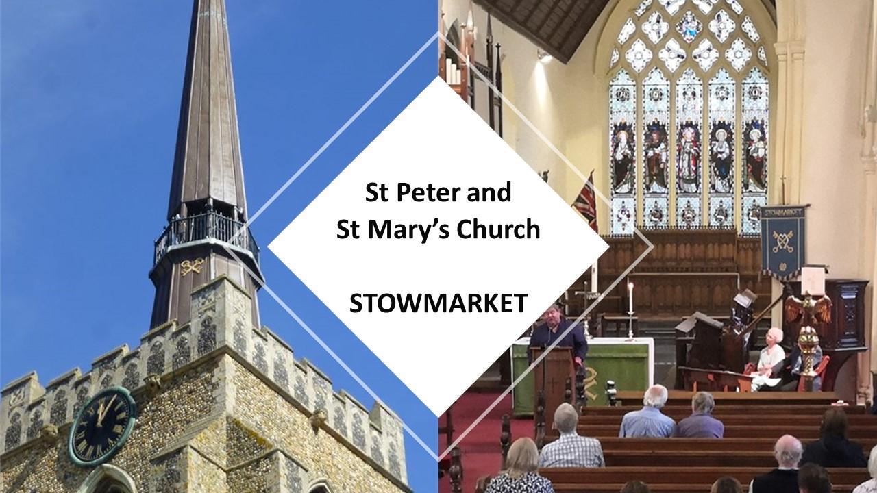 Stowmarket Parish church